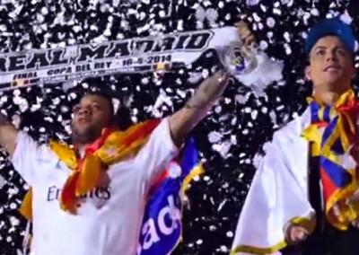 Vídeo para el Real Madrid C.F