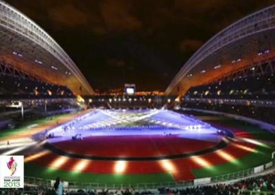 Juegos Centroamericanos de Atletismo