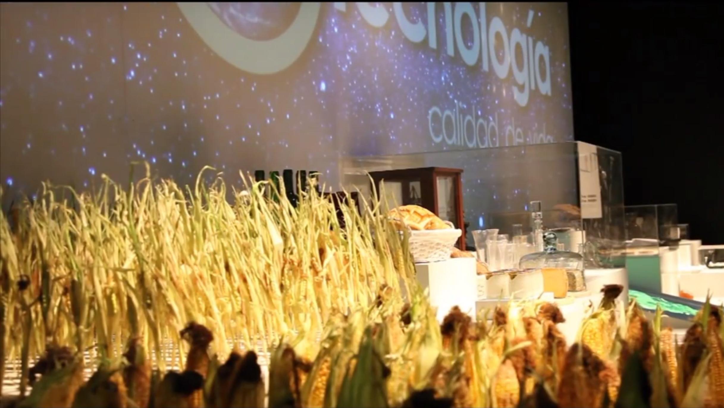 Exposición Biotecnología