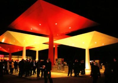 Inauguración Gasolinera REPSOL